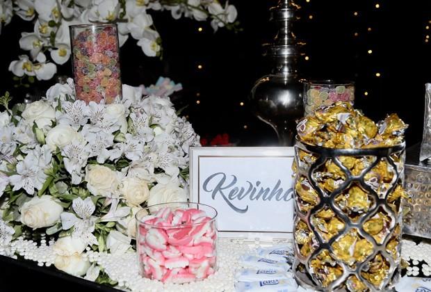 Kevinho comemora seus 20 anos com festança (Foto: Manuela Scarpa/Brazil News)