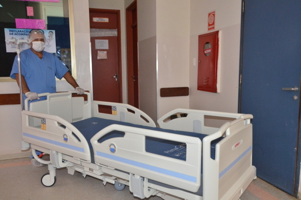 MPE apura compra de 590 camas automatizadas pelo valor de R$ 13 milhões