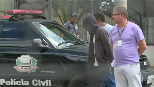 Suspeito de ajudar a planejar massacre em Suzano é apreendido