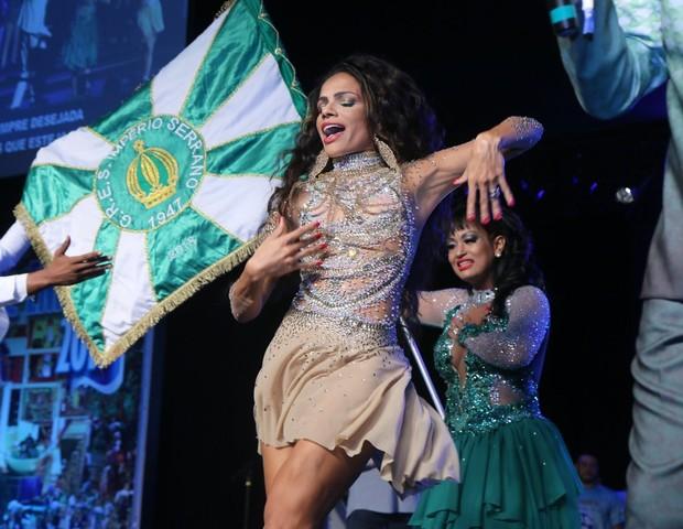 Quitéria Chagas (Foto: Daniel Pinheiro/AgNews)