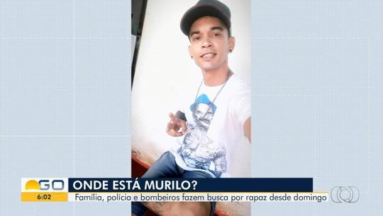 Família procura por jovem desaparecido em Santa Helena de Goiás