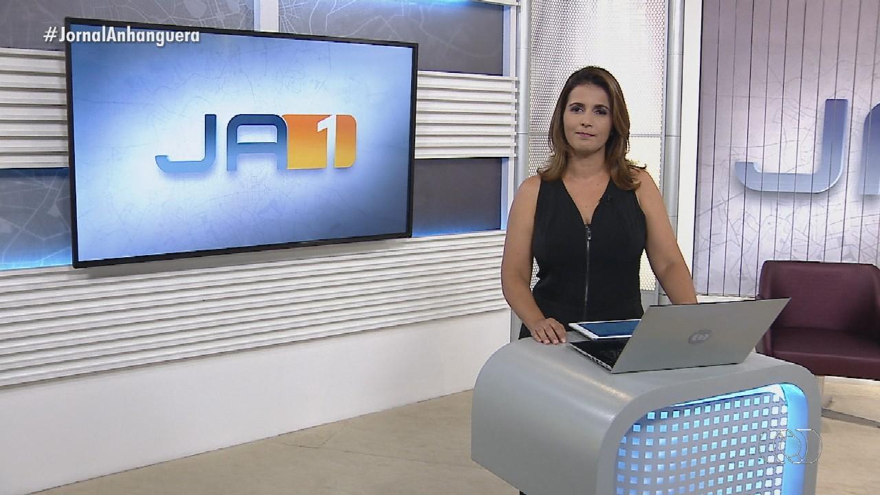 VÍDEOS: Jornal Anhanguera 1ª Edição de quinta-feira, 28 de janeiro de 2021