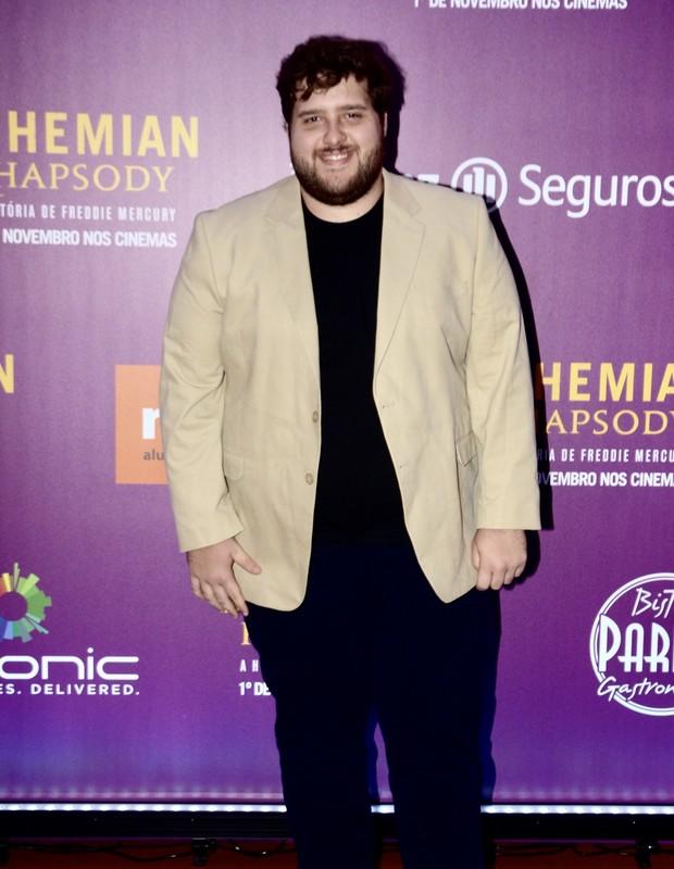 Felipe Hintze (Foto: Eduardo Martins / AGNEWS )