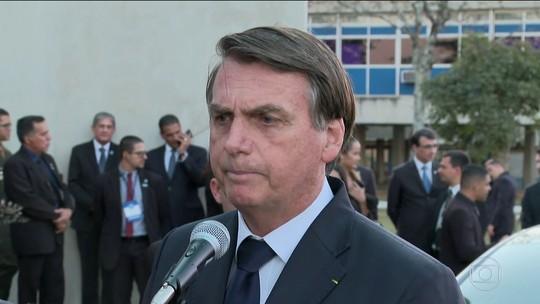 Bolsonaro diz que cogita nomear o filho Eduardo embaixador do Brasil nos EUA