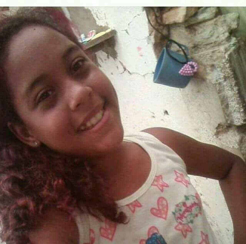 Iasmin Lorena de Araújo desapareceu no dia 28 de março, em Natal (Foto: Arquivo da Família/cedida)