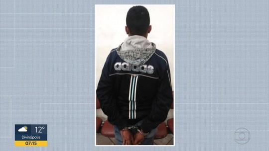Adolescente é apreendido suspeito de tentar vender droga para policiais em Sabará, na Grande BH