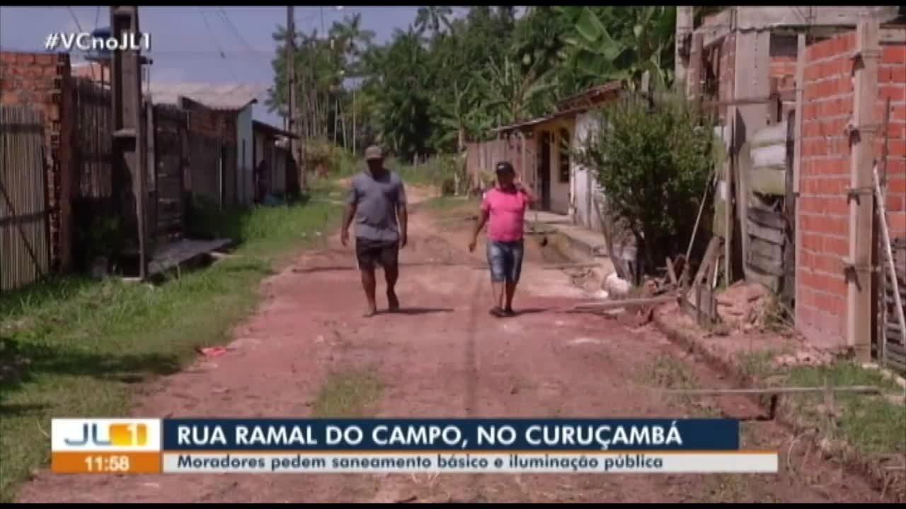 Incêndio atinge casa de madeira no Curió-Utinga, em Belém - Notícias - Plantão Diário