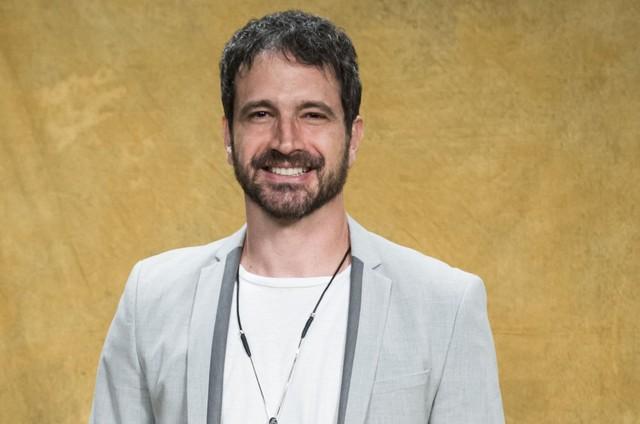 Caco Ciocler (Foto: João Cotta/TV Globo)