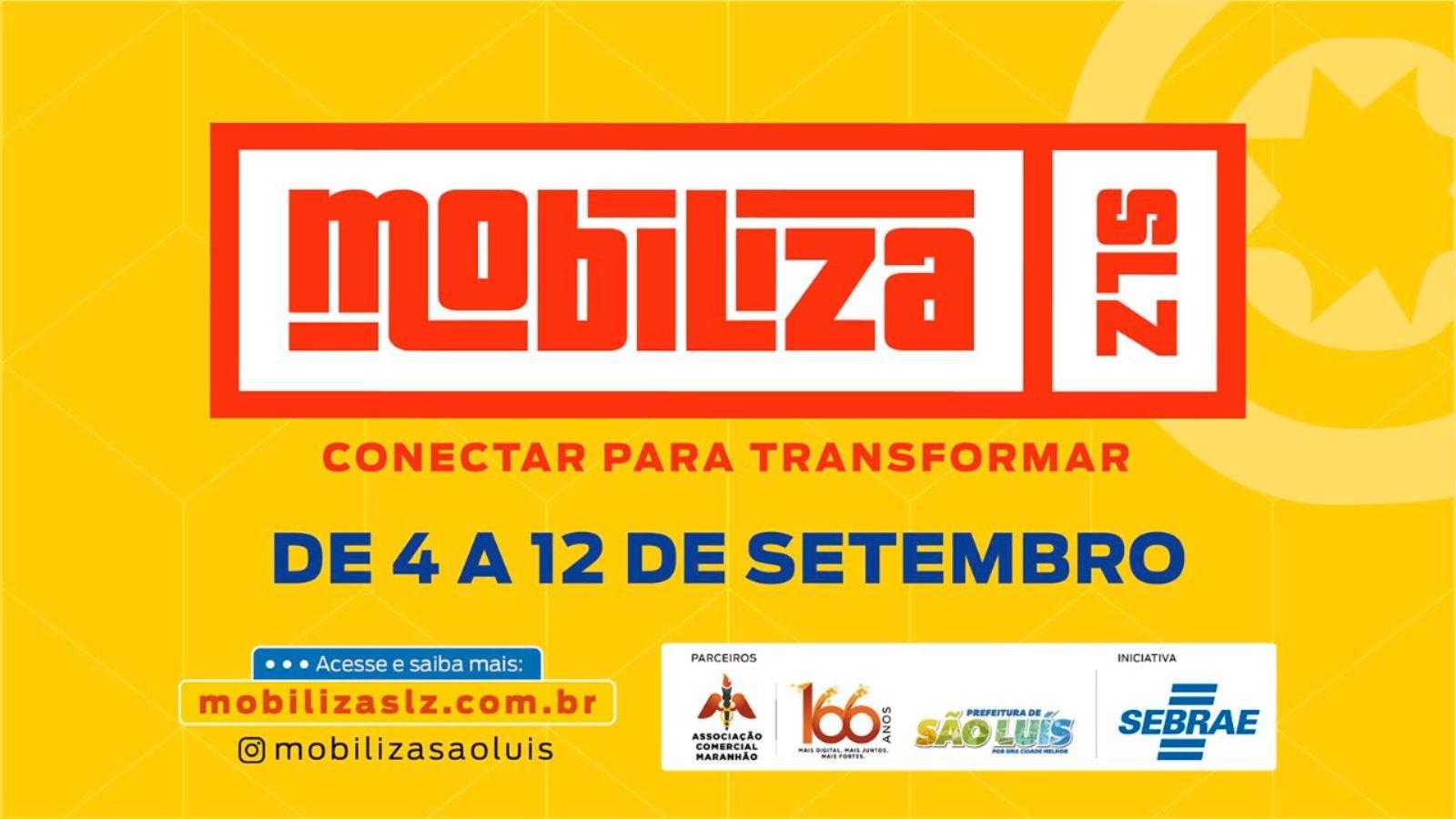 Movimento vai conectar turismo, inovação e economia criativa em São Luís no mês de setembro