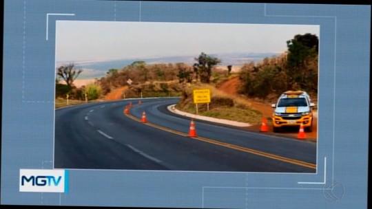 Motociclista morre na MG-146 próximo a Serra do Salitre