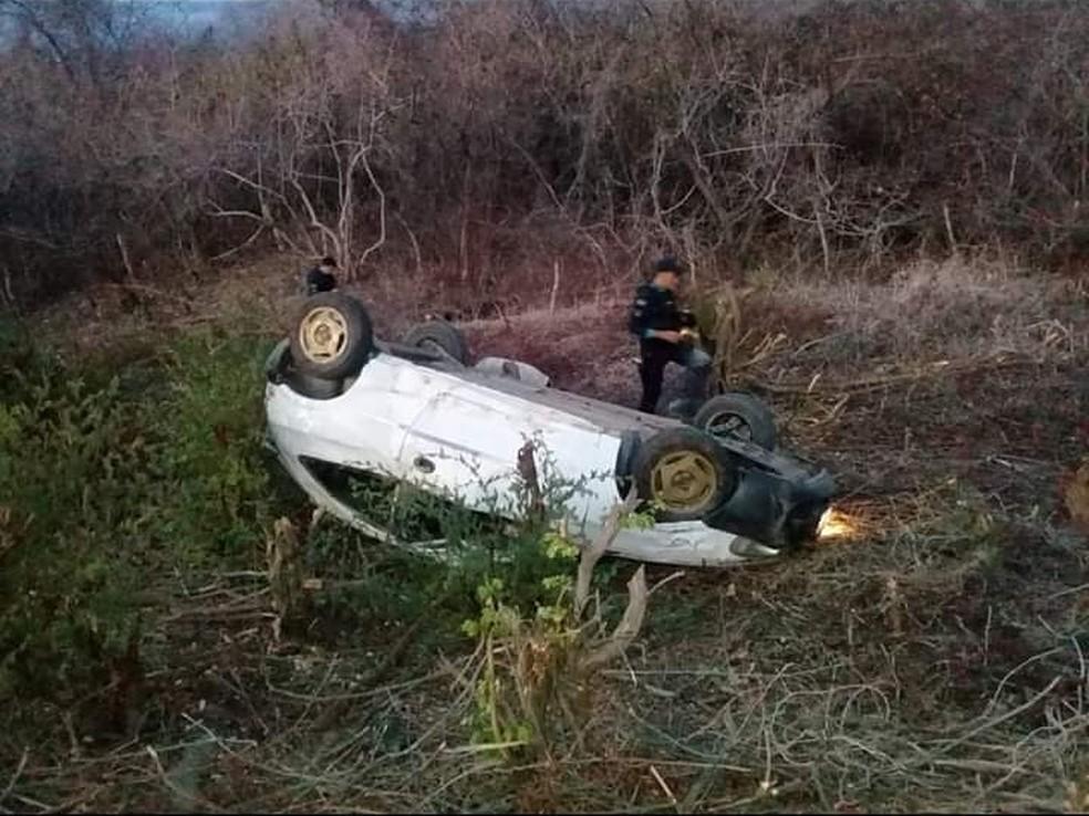 Professora morre em capotagem de veículo no Ceará — Foto: Arquivo pessoal