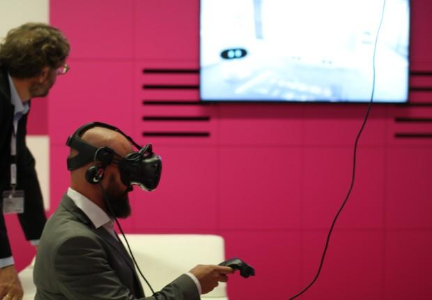 Realidade virtual começa a ser utilizada no mercado imobiliário (Foto: Felipe Maia/Época NEGÓCIOS  )