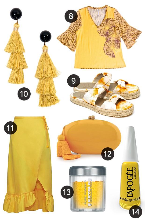 Amarelos (Foto: Divulgação)