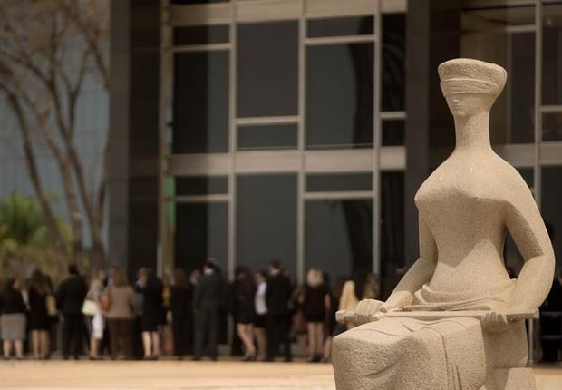 STF - Supremo Tribunal Federal (Foto: Joédson Alves/EFE)