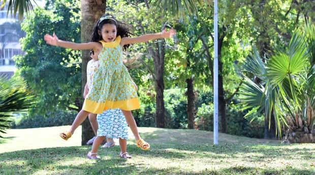 Duas Pequeninas (Foto: Divulgação)