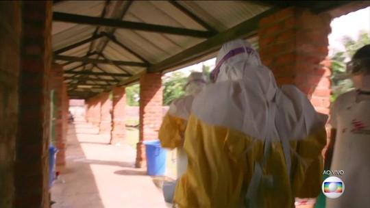 Ebola matou 19 pessoas na República Democrática do Congo entre abril e maio, diz OMS