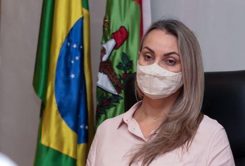 Governadora em exercício de SC confirma mais mudanças no alto escalão do governo