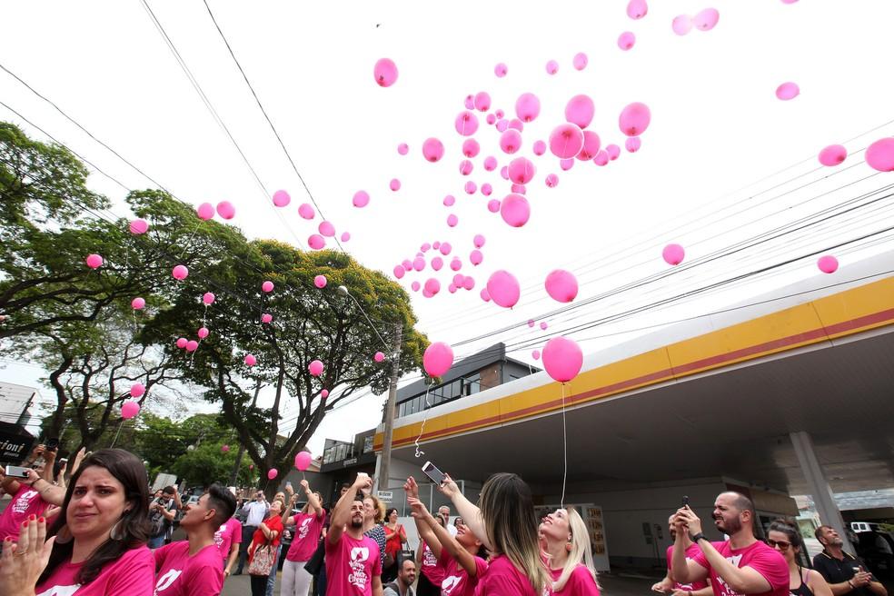 Campinas Realiza Programação Especial Do Outubro Rosa Com