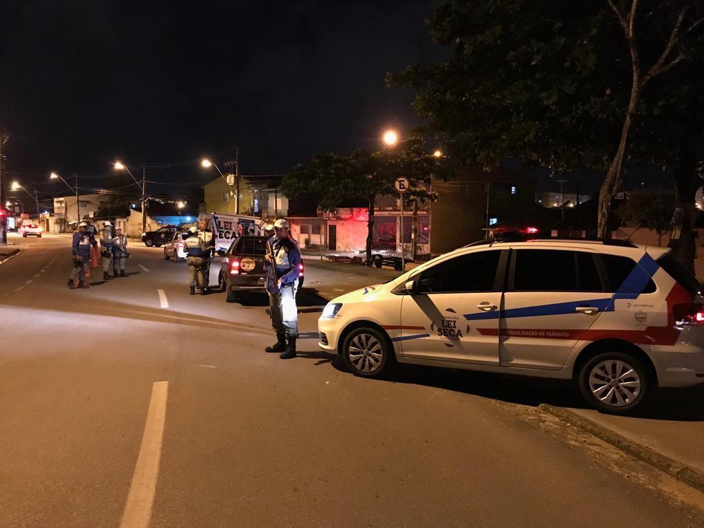 Em menos de 12 horas, mais de 20 motoristas são autuados por embriaguez em Maceió - Notícias - Plantão Diário