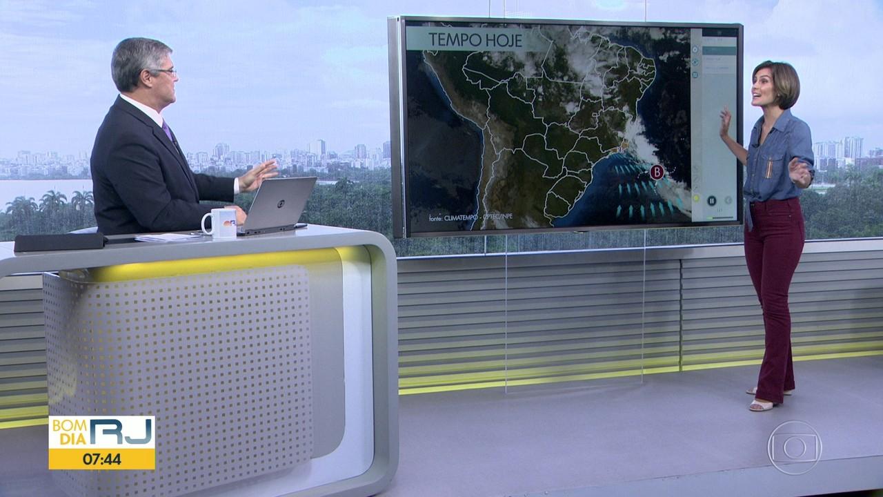 Confira a previsão do tempo para os próximos dias para o Estado do Rio de Janeiro
