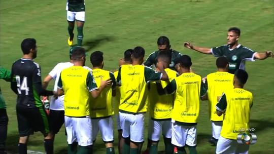 Barbieri aprova atuação do time alternativo, mas projeta Goiás ainda mais forte no mata-mata