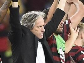 Após 'dia do fico', GE lista jogos marcantes de Jorge Jesus no Fla (André Durão)