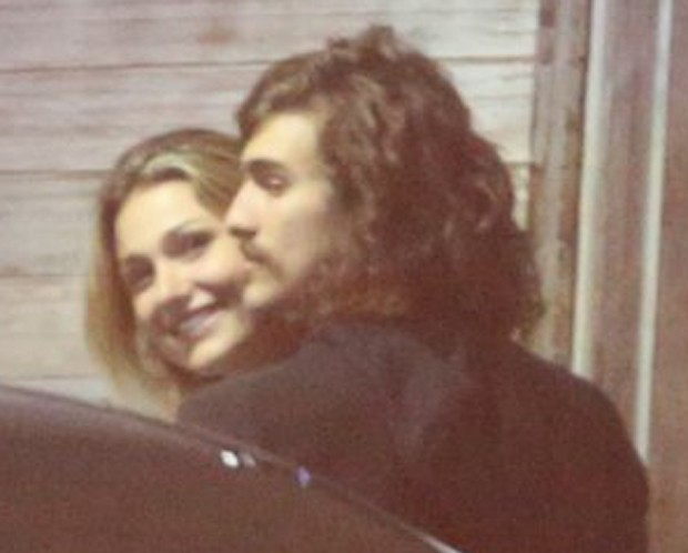 Sasha e Bruno Montaleone (Foto: AgNews)