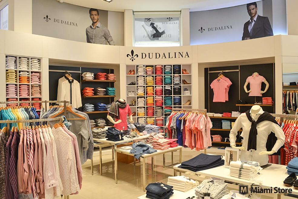 Marca Dudalina faz parte do grupo Restoque, que está cortando custos  (Foto: Miami Store)