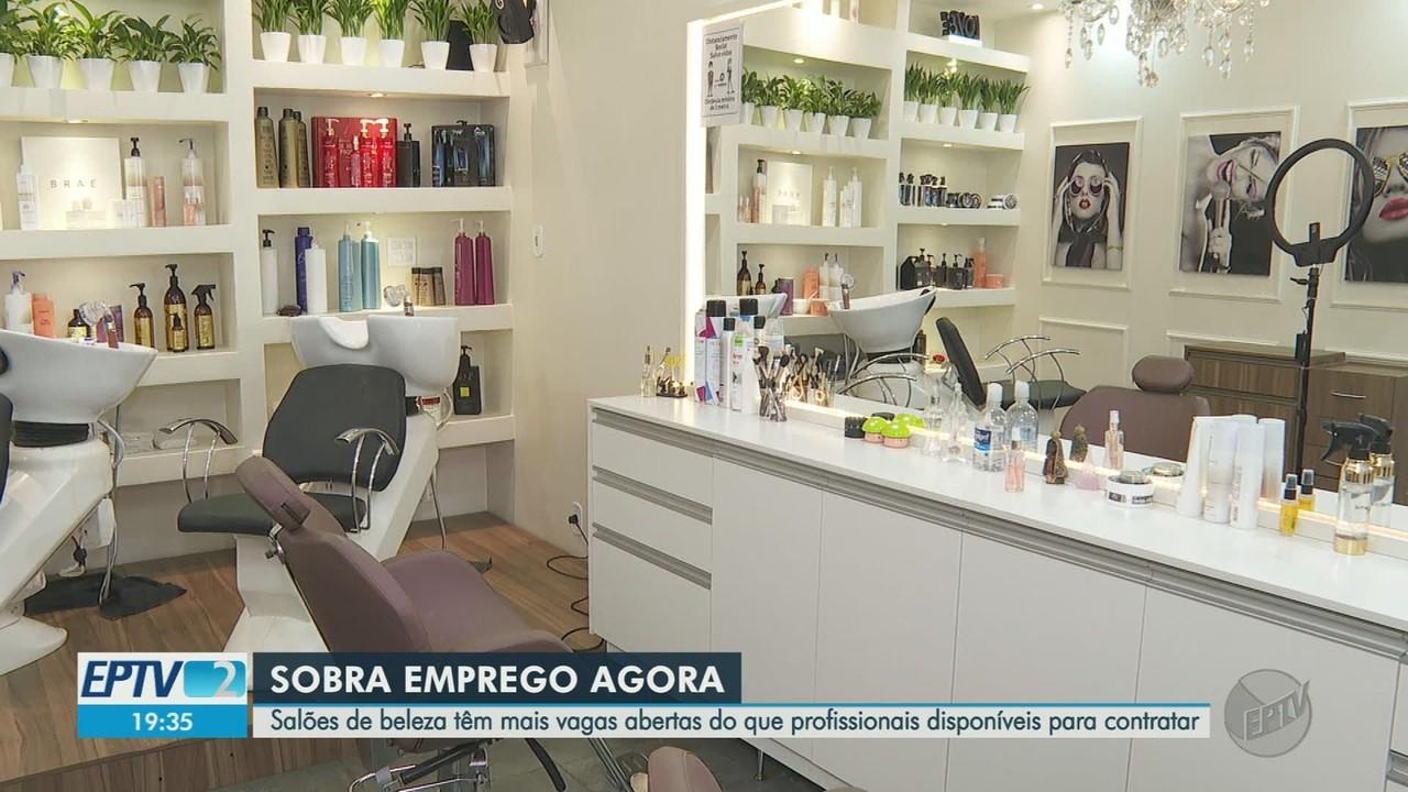 Salões de beleza têm vagas abertas em Ribeirão Preto, SP