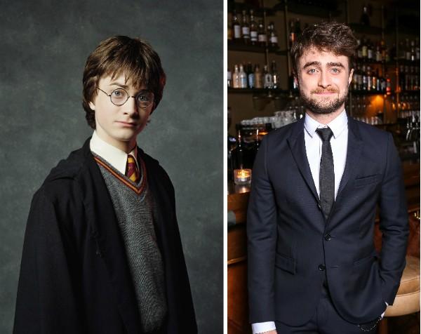 O ator Daniel Radcliffe (Foto: Reprodução/Getty Images)
