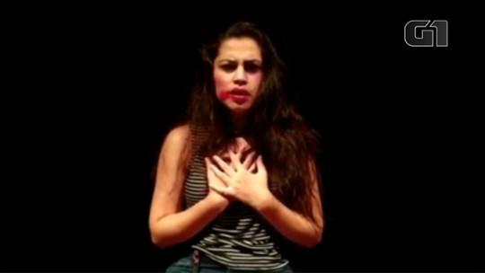 Primo de grávida esfaqueada por ex-companheiro mobiliza atrizes em vídeo contra feminicídio