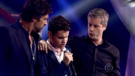 Léo Souzza revela o que é preciso para conquistar a produção do The Voice Kids