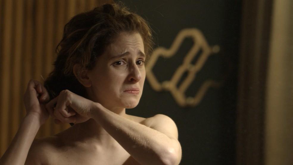 Ivana começa a se libertar daquilo que nunca foi (Foto: TV Globo)