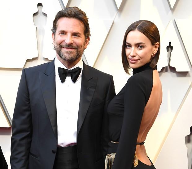 União de Bradley Cooper e Irina Shayk estaria por um fio (Foto: Getty Images)