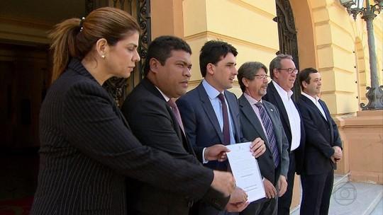 Deputados da oposição pedem que governador solicite vinda de Forças Armadas para PE