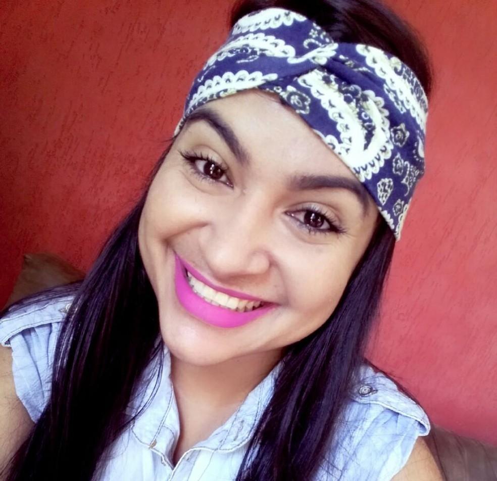 Talita Cordeiro estava de carona com um colega da universidade quando foi atingida por uma viatura  (Foto: Arquivo da família)