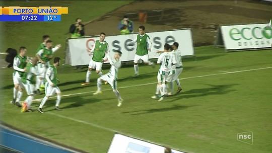 Metrô vence o Marcílio e abre vantagem na decisão da Série B do Catarinense