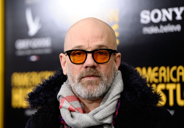 O ex-vocalista da banda americana R.E.M., Michael Stipe  (Foto: Getty Images)
