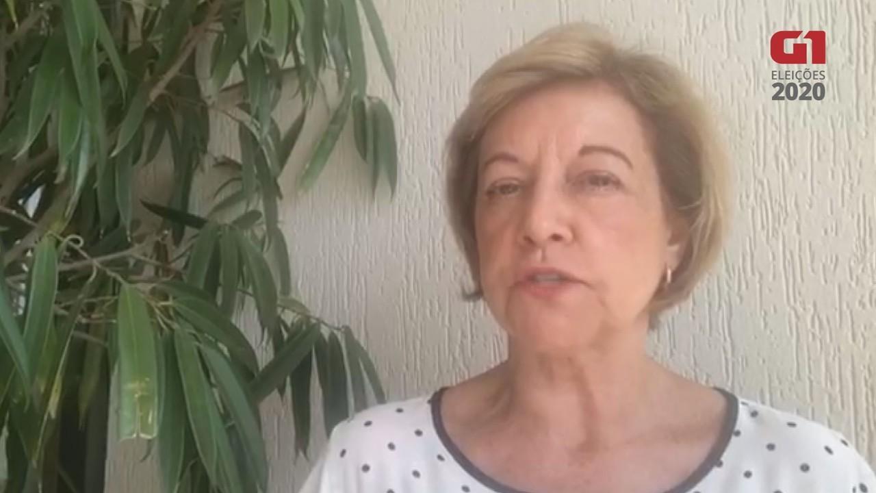 Suely Vilela (PSB) fala sobre falta de água em Ribeirão Preto