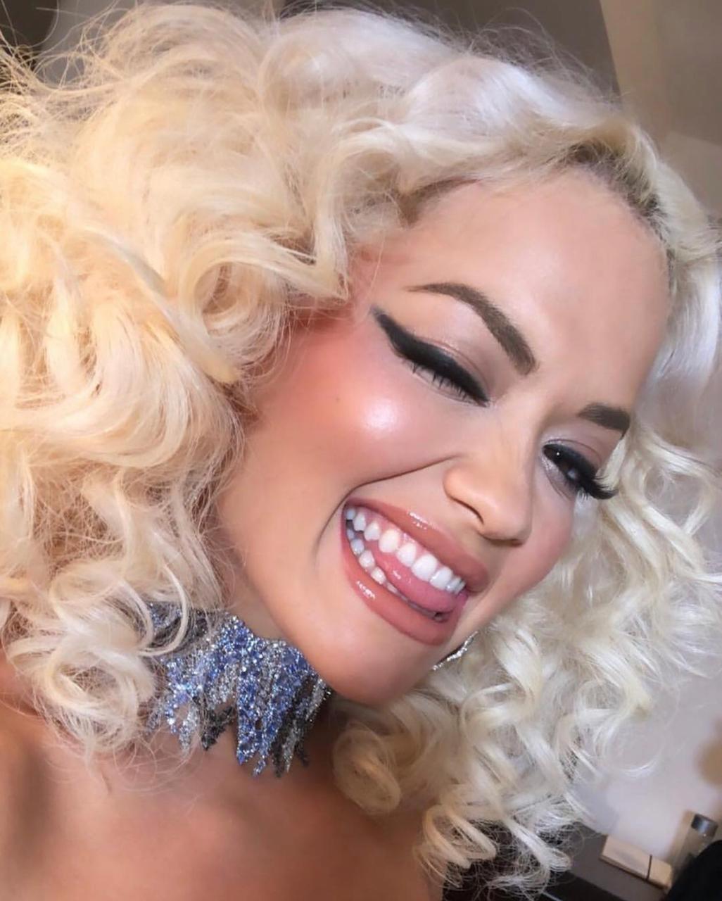 Rita Ora (Foto: Reprodução: Instagram)
