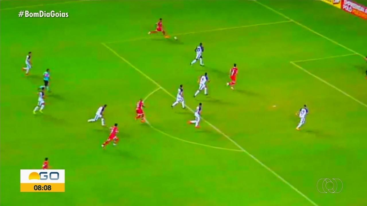 Vila Nova vence o Jacuipense por 3 a 0