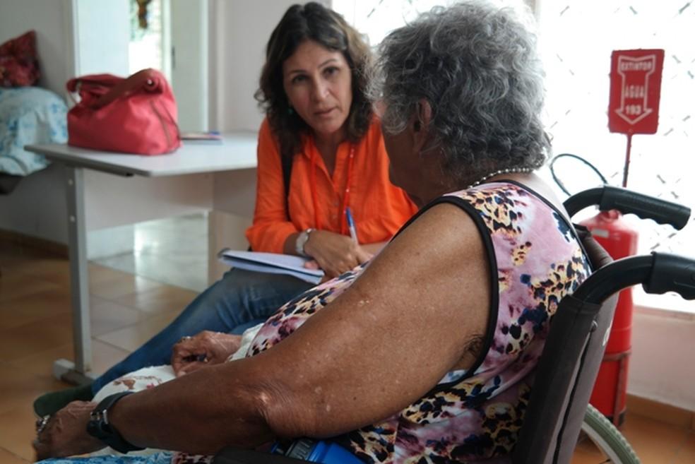 Pernambuco teve média de 2,79 violações aos direitos de idosos nos primeiros dois meses do ano (Foto: Angélica Renepont/SEDH)