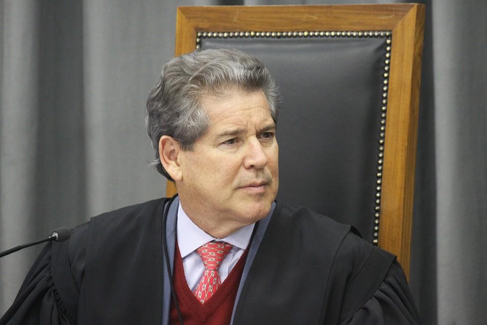 Antonio Roque Citadini, candidato à presidência do Corinthians, é conselheiro do Tribunal de Contas do Estado de São Paulo (Foto: Divulgação/TCESP)