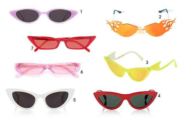 31853a249 Máscara x gatinhos coloridos: qual será o seu modelo de óculos neste ...