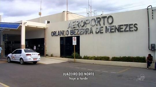 Aeroporto de Juazeiro do Norte, no Ceará, receberá R$ 30 milhões para reforma e ampliação