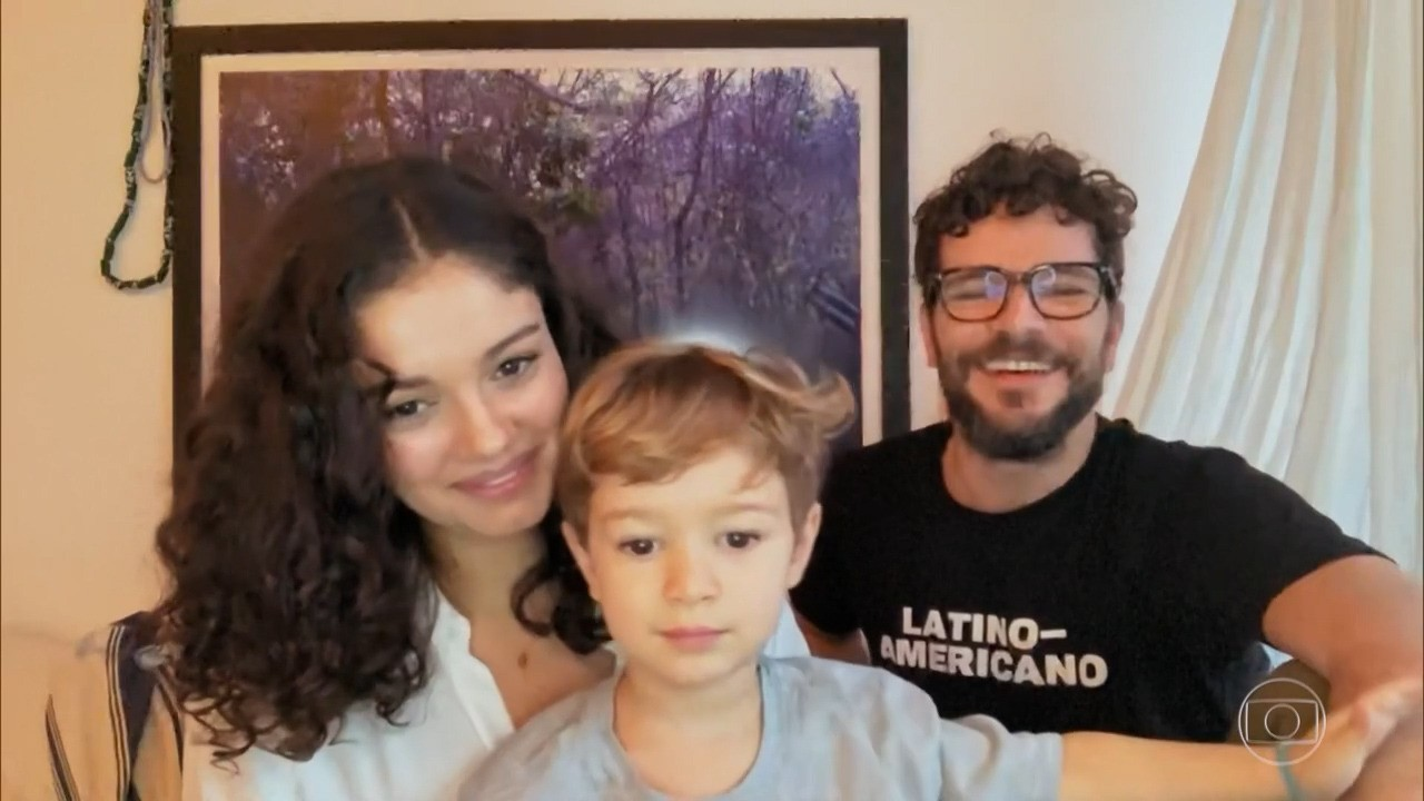 Sophie Charlotte, Daniel de Oliveira e Otto cantam 'Sítio do Picapau Amarelo'
