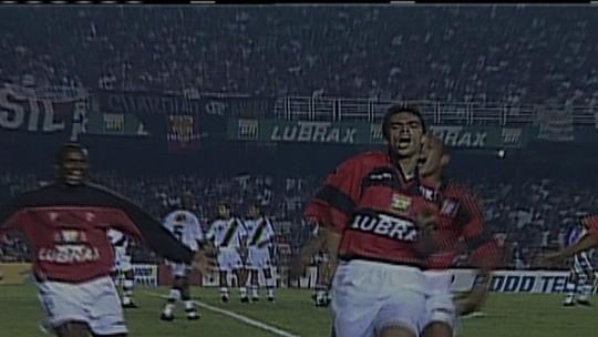 Destaques do Flamengo em finais com o Vasco lembram gols e indicam sucessor