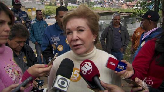 Marta promete resolver problema de moradia em Cidade Tiradentes