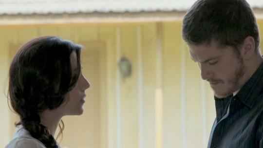 Anita pede Afonso em casamento e público vibra com penúltimo capítulo de 'Além do Tempo'