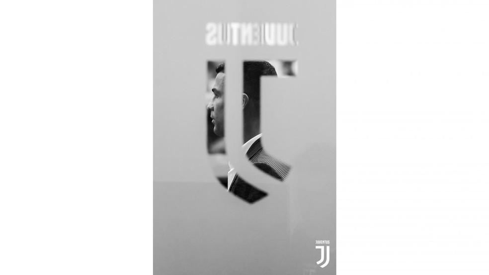 Cristiano Ronaldo foi o grande astro até agora da janela de verão (Foto: Divulgação/Juventus FC)